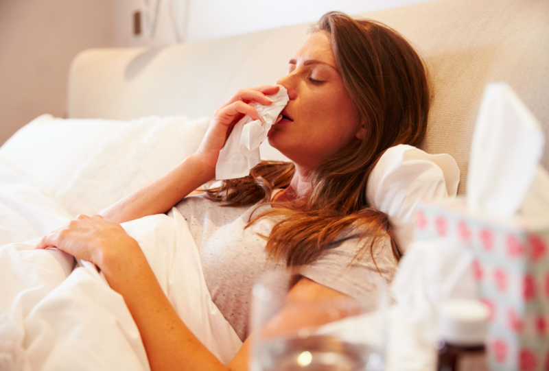 Widespread Flu Hits Earlier This Season