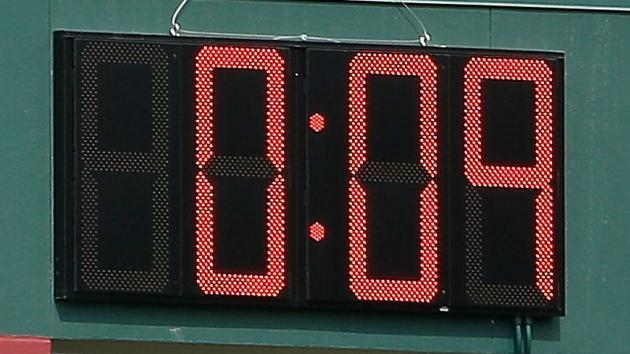 Players see pitch clock's time in MLB is drawing near