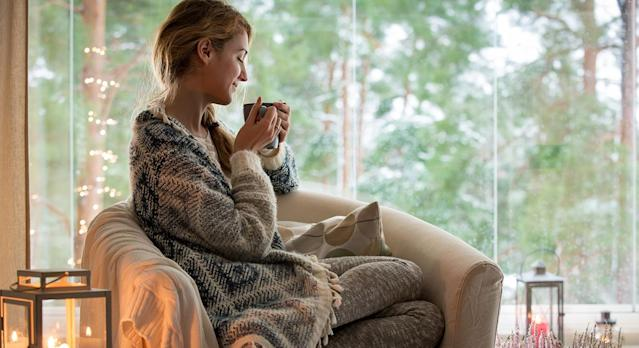 Looking for a comfortable loungewear set when working from home? Amazon has just the ticket. (Getty Images)