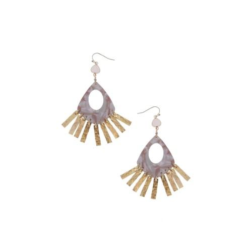Teardrop Fringe Earrings. (Photo: Nordstrom)