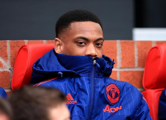 Martial to choose between 'Barcelona, Bayern Munich or Juventus' as Man United exit edges closer