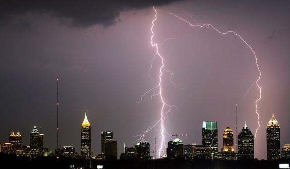 Cities Birth More Thunderstorms Than Rural Areas