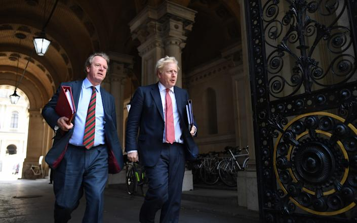 Alister Jack, the Scotland secretary, said the plan would start next year - GETTY IMAGES