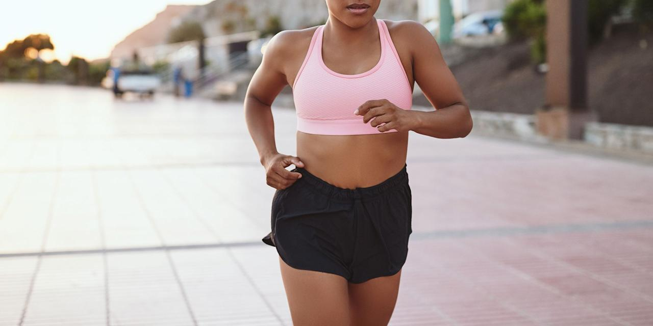 <p>Whether you're a seasoned marathon runner or you're getting ready to start training for your first 5K, you need a quality pair of running shorts to help you reach your goals. </p><p>So what are the most important things for a woman to look for in a running short? You want something that has moisture-wicking properties to keep you cool, you want a material that doesn't chafe or ride up — and, of course, you want something that's overall comfortable and fits you well.</p><p>All of the women's running shorts on this list meet our editors' criteria in terms of design, comfort, and value. Read on to find the best pick for you, no matter your running abilities!</p>