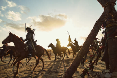'Kingdom' is set on a fictional, medieval-inspired Joseon Dynasty