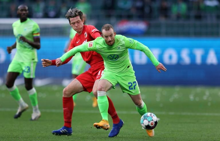 Wolfsburg midfielder Maximilian Arnold made his only Germany appearance in 2014
