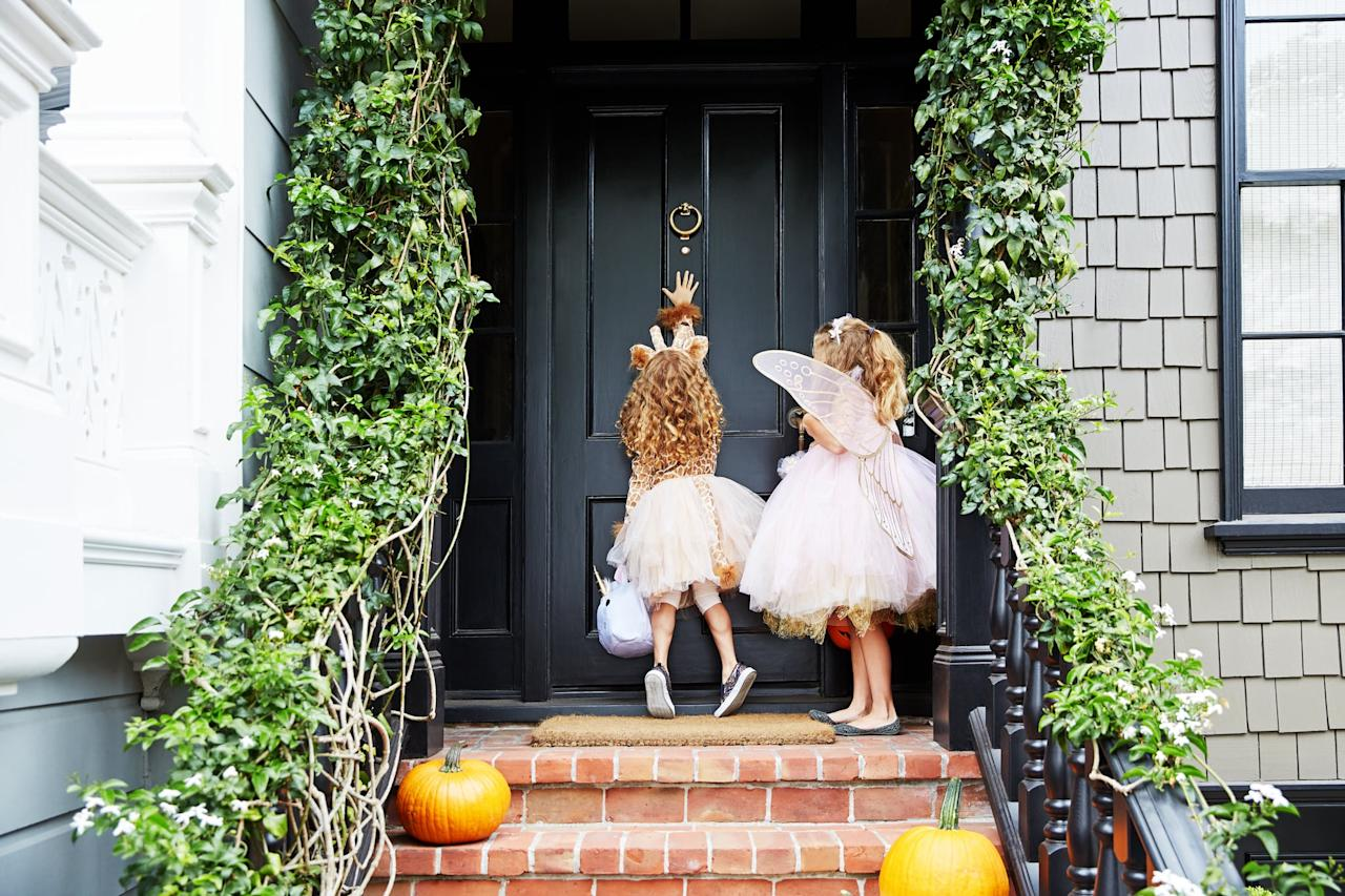"<p>As your child gets a little older and a bit more daring, a few ""scary"" events might be appealing to them. They can also be trusted with a bit more responsibility, like carving their own pumpkin with parental supervision.</p> <p>Here are some things they might enjoy, in addition to the previous list:</p> <ul> <li>Kid-friendly haunted houses </li> <li>Pumpkin carving </li> <li> <a href=""https://www.popsugar.com/family/target-trick-or-treating-paw-patrol-event-45406274"" class=""ga-track"" data-ga-category=""Related"" data-ga-label=""https://www.popsugar.com/family/target-trick-or-treating-paw-patrol-event-45406274"" data-ga-action=""In-Line Links"">Trick-or-treating</a> </li> <li>Local <a class=""sugar-inline-link ga-track"" title=""Latest photos and news for Halloween"" href=""https://www.popsugar.com/Halloween"" target=""_blank"" data-ga-category=""Related"" data-ga-label=""https://www.popsugar.com/Halloween"" data-ga-action=""&lt;-related-&gt; Links"">Halloween</a> parade in your city </li> <li>Scary ghost stories</li> </ul>"
