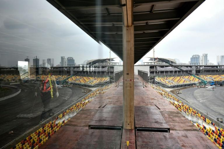 Vietnam is preparing to stage its first Formula One race in Hanoi