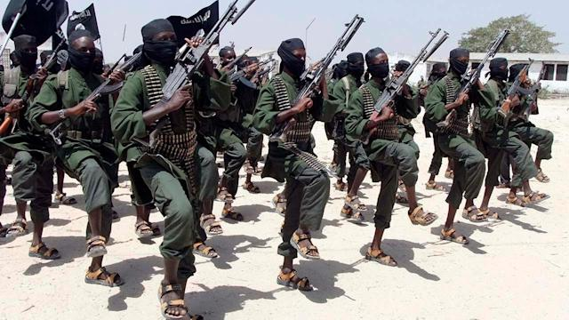 The airstrike comes after at least 14 people, most of them civilians, were killed Friday as soldiers clashed over food aid in drought-ravaged Somalia's southwestern city of Baidoa.