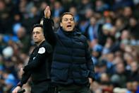 Scott Parker is determined there will be no repeat of the mistakes Fulham made the last they were promoted to the Premier League (AFP Photo/Lindsey Parnaby)