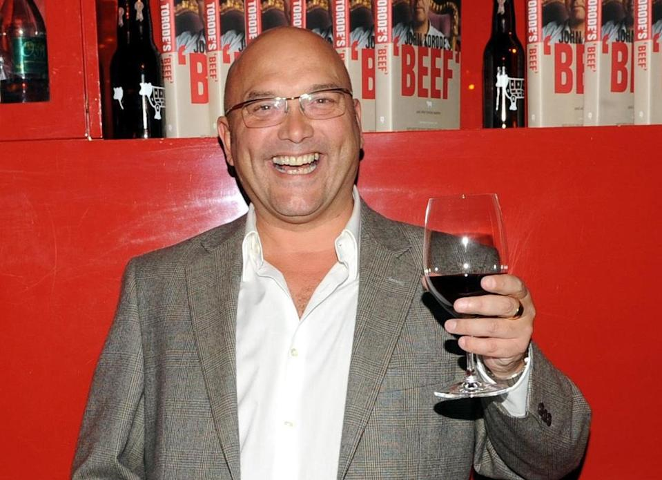 Gregg Wallace admitted he used to start drinking at 10am. (Getty Images)