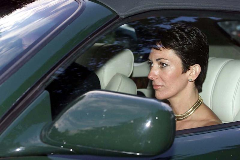 Ghislaine Maxwell has applied for bail until her trial but prosecutors say she's an 'extreme' flight risk (PA)