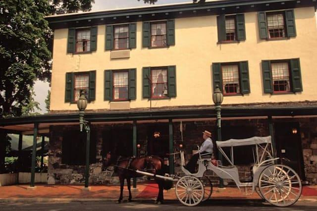Haunted hotels you can sleep in