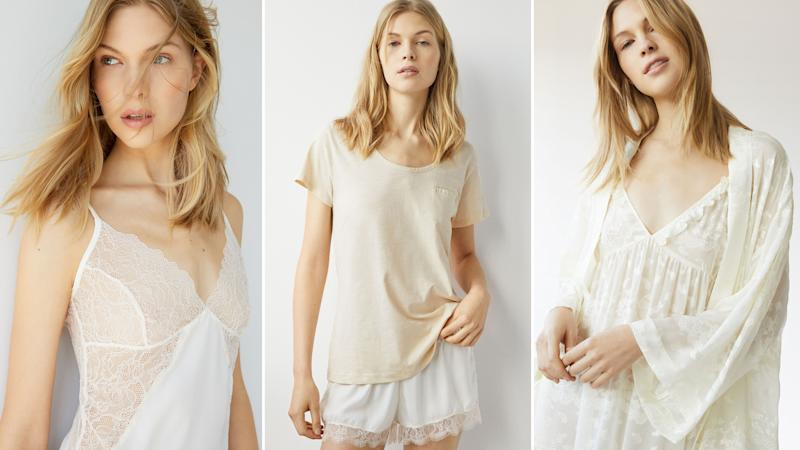 Zara Home Now Offers Chic Loungewear