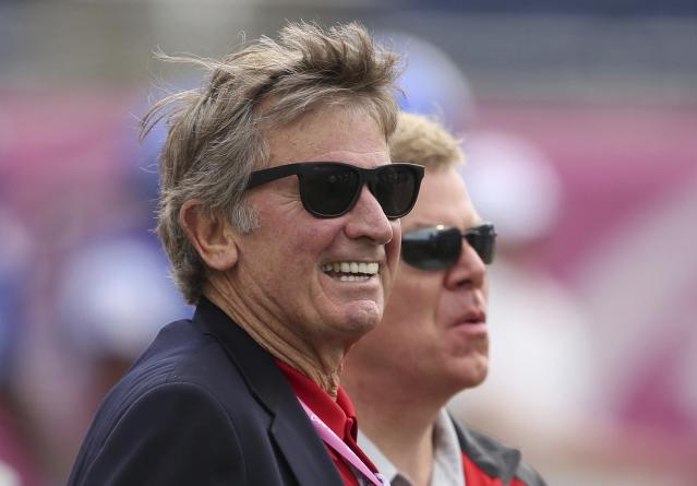Could Steve Spurrier be coaching again soon? (Stephen M. Dowell/Orlando Sentinel)