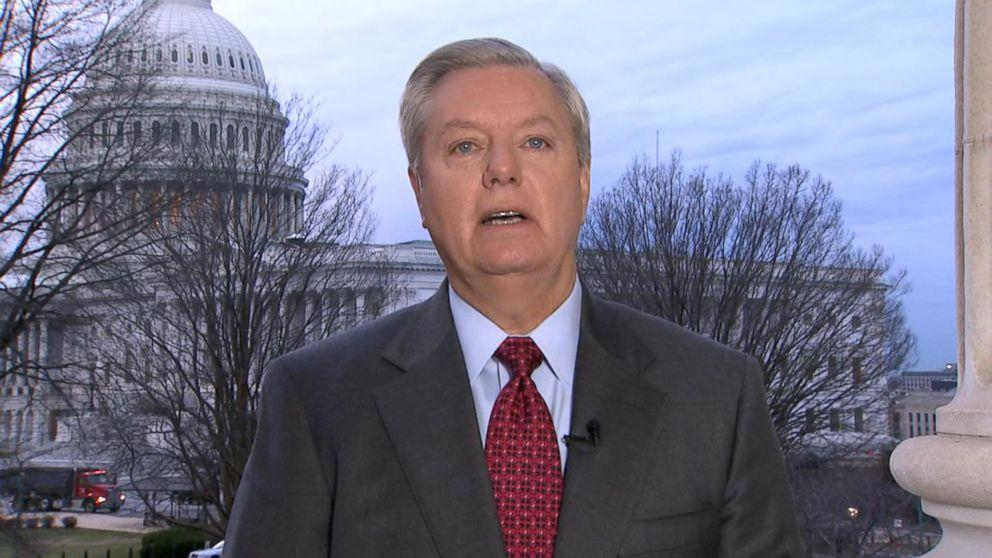 Contact between Trump campaign and Russian intel officials would be 'game changer,' Sen. Lindsey Graham says (ABC News)