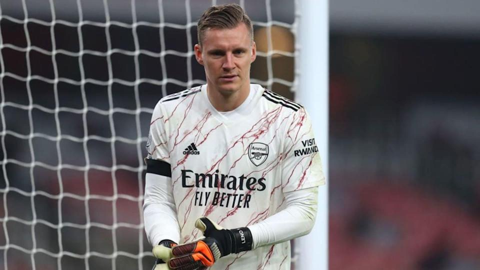 Bernd Leno, portiere dell'Arsenal | Catherine Ivill/Getty Images