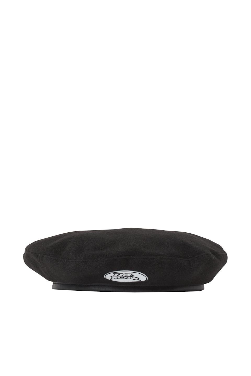 <p>Take this as a sign. You can in fact pull off this <span>No Fear x H&amp;M Beret</span> ($13), and it'll be so fun to try it out.</p>
