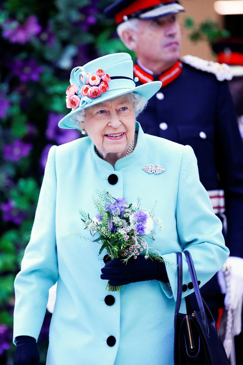 Queen Elizabeth II (Getty Images)