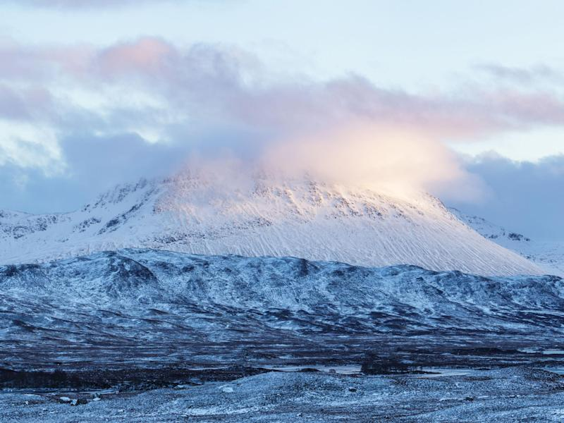 Cold weather and snow in 2018 have made the Scottish Highlands treacherous: Rex