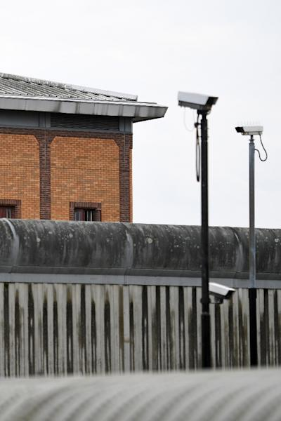 Belmarsh prison is often used to hold high-profile suspects deemed to pose a threat to UK national security (AFP Photo/Daniel LEAL-OLIVAS)