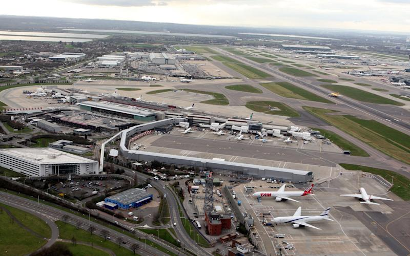 Heathrow airport has cut passenger charges on domestic flights by £15 - PA Archive/PA Images