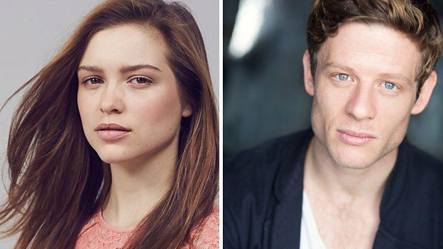 James Norton Ben Miles Ellie Bamber To Star In Bbc One