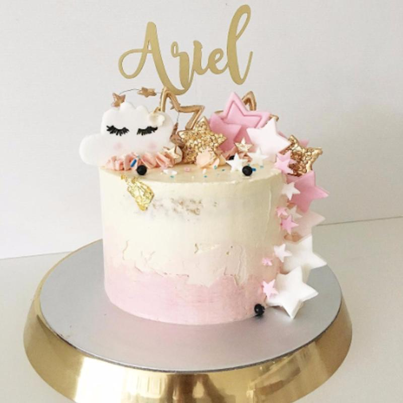 25 of the Most Instagrammable Star Birthday Cakes