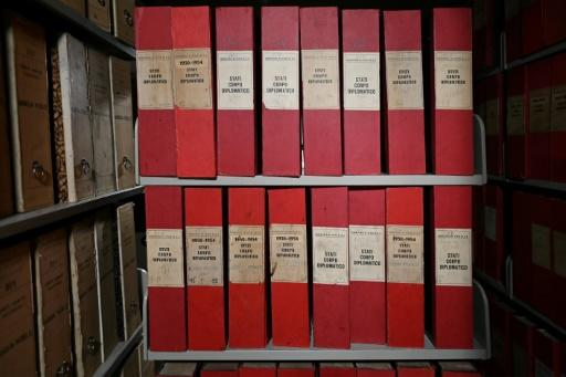 The mountain of documents took 14 years for Holy See archivists to prepare for release