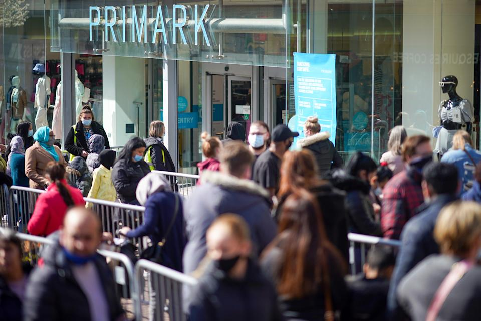 <p>The popular high-street store has already seen strong demand after opening its doors</p> (Getty Images)
