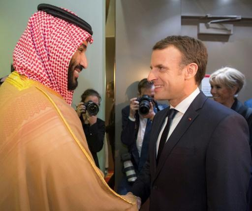 <p>Busy diplomat Macron gets stuck into Lebanon crisis</p>