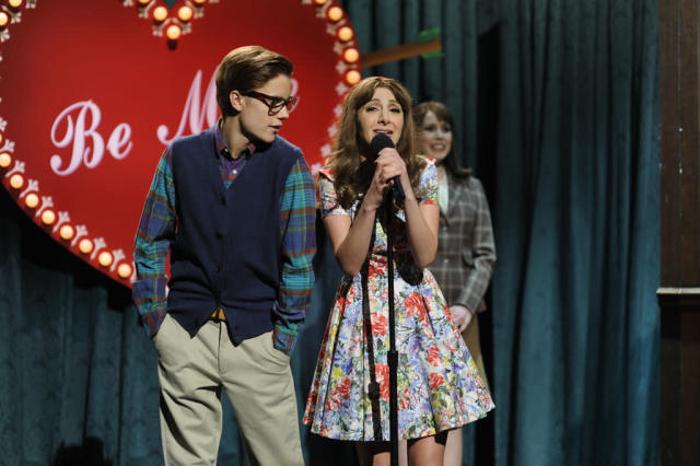 "Justin Beiber hosts the thirteenth episode of ""Saturday Night Live"" Season 38."