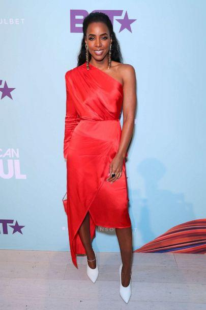 PHOTO: Kelly Rowland attends BET's 'American Soul' Emmy FYC Screening Event, May 23, 2019, in North Hollywood, Calif. (Leon Bennett/Getty Images)