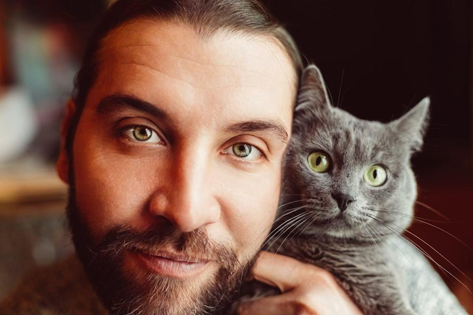 """<span class=""""caption"""">Secret weapon or poison pill?</span> <span class=""""attribution""""><a class=""""link rapid-noclick-resp"""" href=""""https://www.gettyimages.com/detail/photo/man-and-cat-taking-selfie-royalty-free-image/511068382?adppopup=true&uiloc=thumbnail_similar_images_adp"""" rel=""""nofollow noopener"""" target=""""_blank"""" data-ylk=""""slk:martin-dm/E+ via Getty Images"""">martin-dm/E+ via Getty Images</a></span>"""