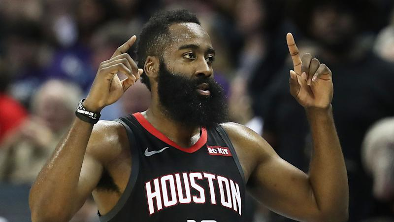James Harden has apologised to China on behalf of the Houston Rockets.