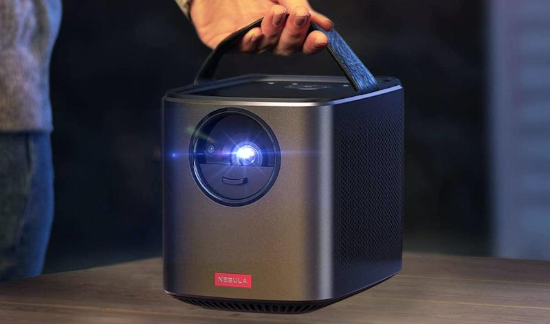 Today only: Save up to 33 percent on select Anker Nebula Projectors. (Photo: Amazon)