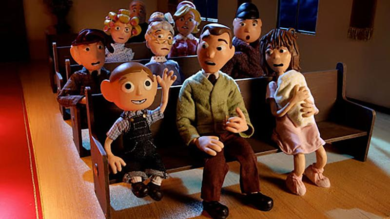 Moral Orel on HBO Max