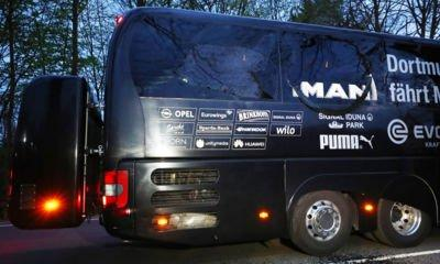 Borussia Dortmund team bus attack suspect motivated by 'financial greed'