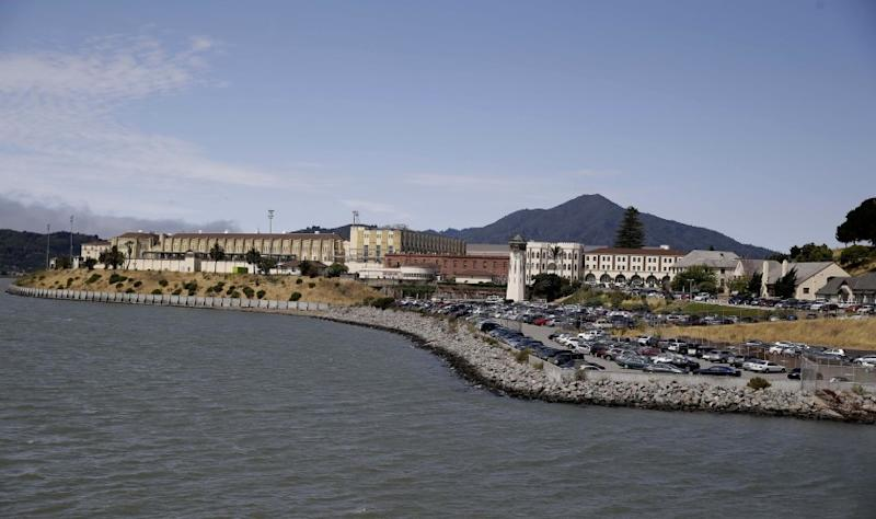 San Quentin State Prison, opened in 1852 on the shore of San Francisco Bay, is the state's oldest prison and home to California's only death row.