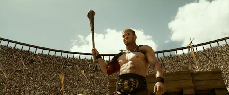 Kellan Lutz in 'Hercules: The Legend Begins'