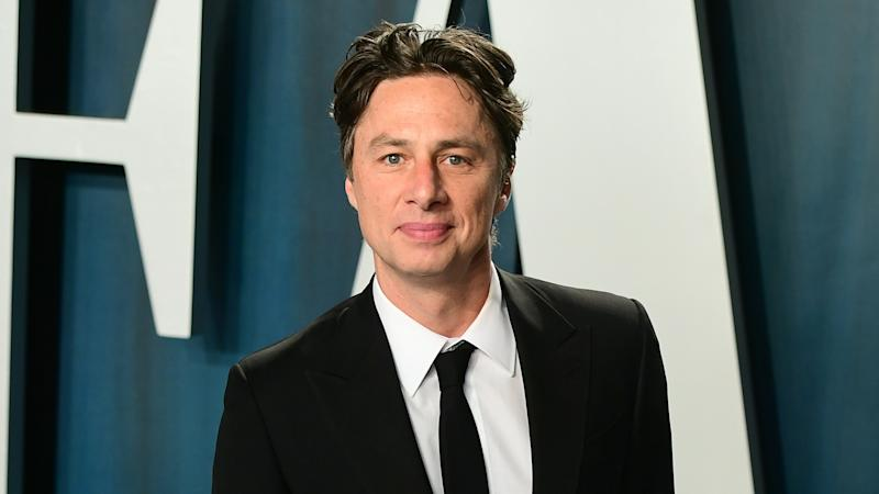 Zach Braff and Florence Pugh mourn death of dog Roscoe