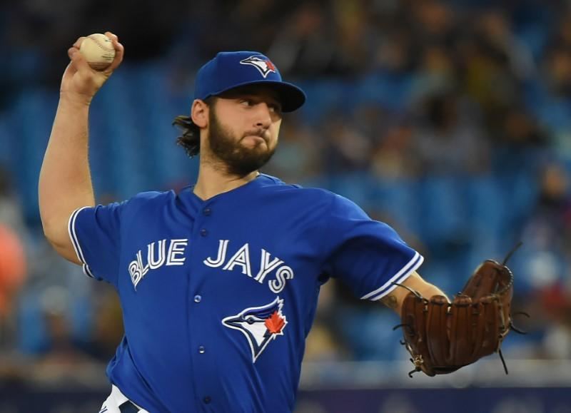 Former Blue Jays pitcher sues Astros over sign stealing