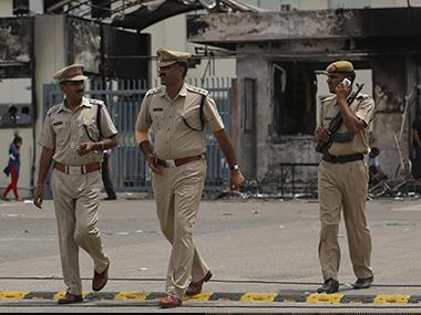 Faridabad DCP Vikram Kapoor commits suicide with service revolver; investigation into reason behind action underway