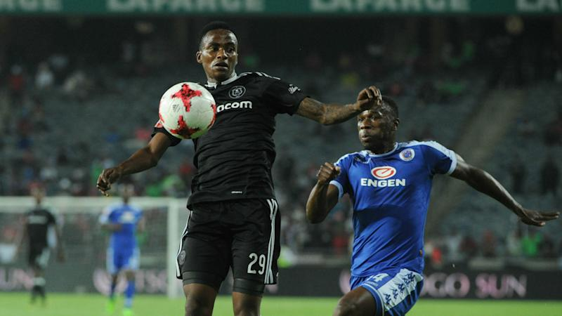 Orlando Pirates winger Lorch ruled out for the rest of the season
