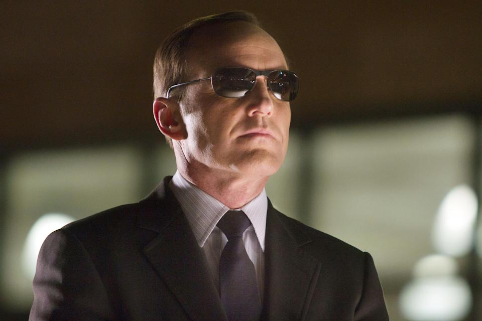 Clark Gregg return to the big screen MCU in Captain Marvel as Agent Coulson
