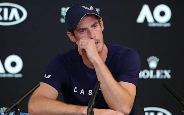 Andy Murray's hip problems look to be putting an end to his career - Getty Images AsiaPac