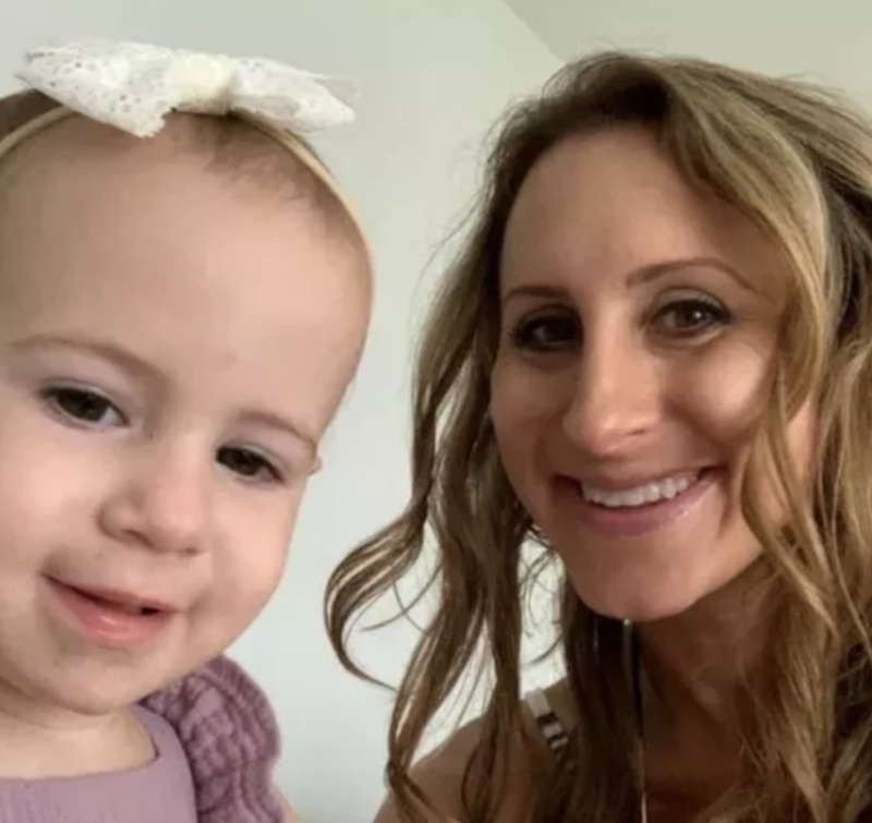 Kimberly Wiegand pictured with her daughter, Chloe, who died on a cruise ship.
