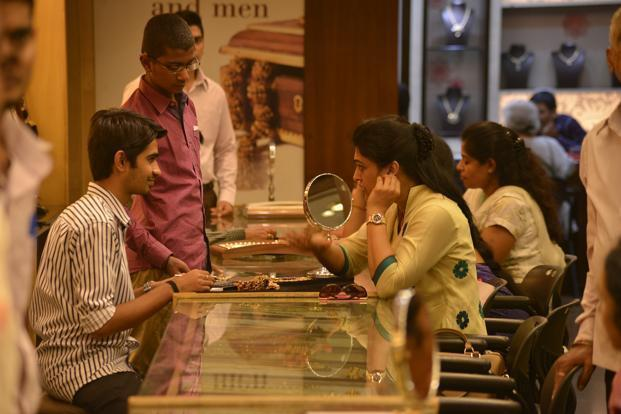 Gold prices jump, silver rates rise