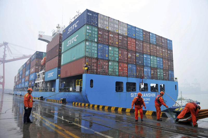 China '18 trade surplus with United States  at record $323B