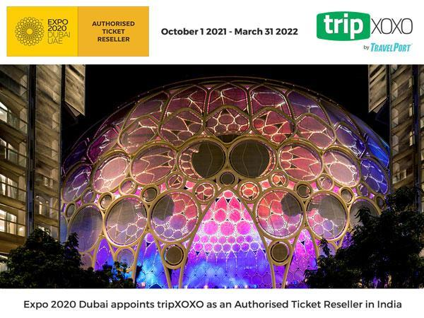 Expo 2020 Dubai appoints tripXOXO as an Authorised Ticket Reseller In India